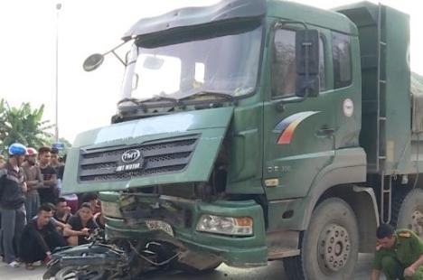 Thanh Hóa: 2 người thương vong do tai nạn giao thông Ảnh 1