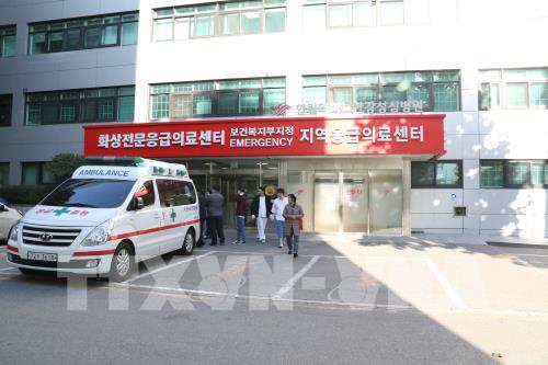 Hỗ trợ gia đình lao động bị thương vong do cháy nổ tại Hàn Quốc Ảnh 2