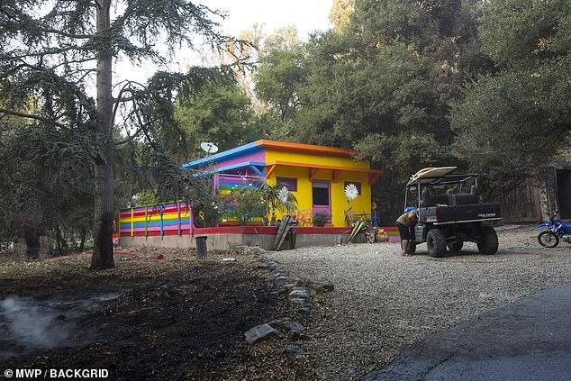 Sao Hollywood 'khóc ròng' khi nhà cửa bị thiêu rụi do cháy rừng khủng khiếp ở California Ảnh 4