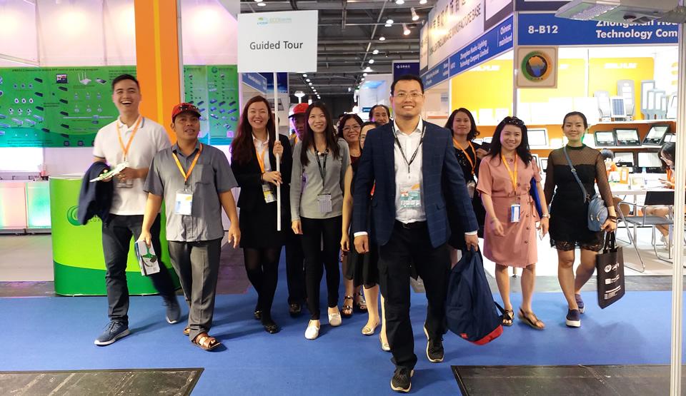 Dự hội chợ kết hợp du lịch Hồng Kông, nhận tài trợ miễn phí Ảnh 1