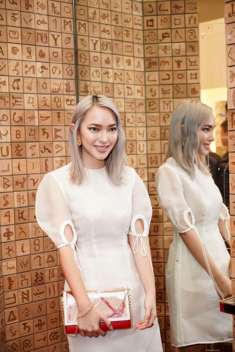 Châu Bùi bỗng hóa 'bánh bèo', Quỳnh Anh Shyn trở nên cá tính trong trang phục lạ mắt Ảnh 3