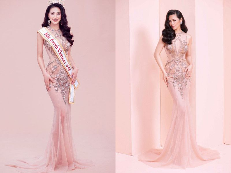 Hoa hậu Phương Khánh đụng hàng trang phục với loạt sao Việt Ảnh 6