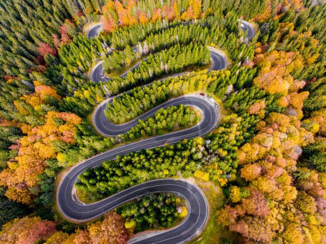 Bay qua địa đàng ngắm những phong cảnh đẹp như mơ khi nhìn từ trên cao Ảnh 10