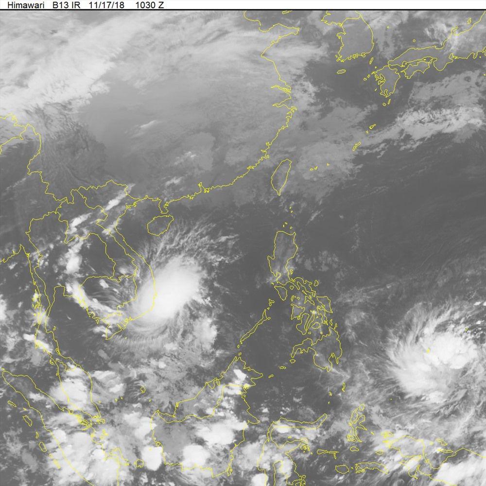 Ứng phó khẩn cấp với bão số 8 Toraji đang tiến nhanh áp sát đất liền Ảnh 1