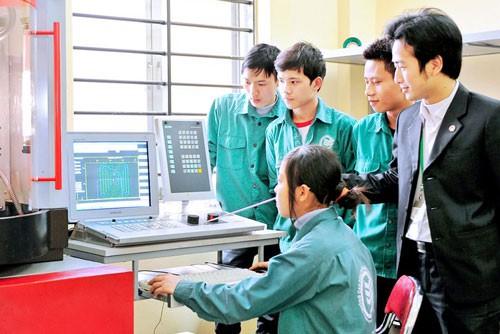 Lo cho chất lượng nguồn lao động xuất khẩu Ảnh 1