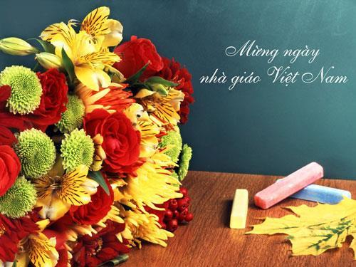 Ngày Nhà giáo Việt Nam: Những món quà ý nghĩa tri ân thầy cô Ảnh 1