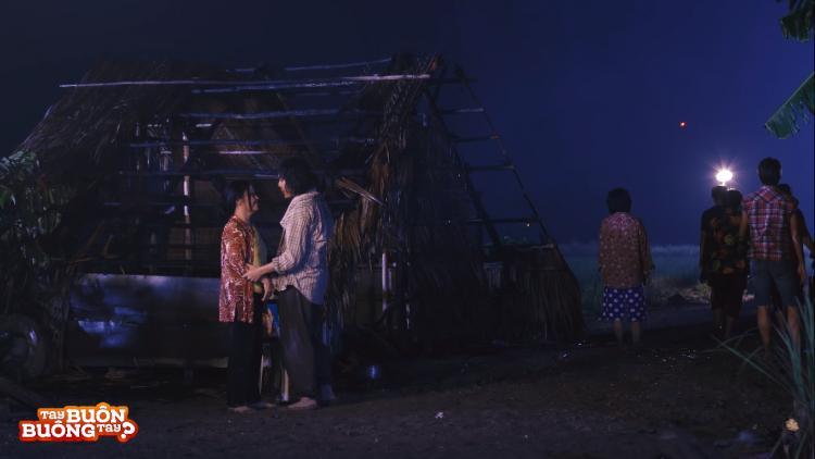 'Tay buôn, buông tay?': Nhà bị hỏa hoạn, Hai Hận lại đụng độ tài xế xe tải Ảnh 4