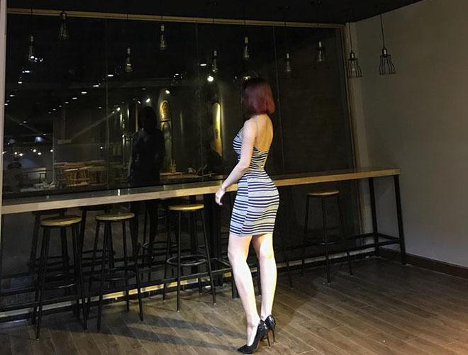 Bạn gái nóng bỏng của thủ môn Lâm Tây: 'Mặc sexy có thể thử lòng đàn ông' Ảnh 7