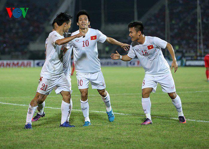 Đội tuyển Việt Nam cần giành kết quả nào trước Myanmar? Ảnh 1