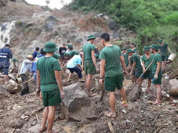 Khánh Hòa: Số người chết và mất tích do mưa lũ tăng lên 17 người Ảnh 1