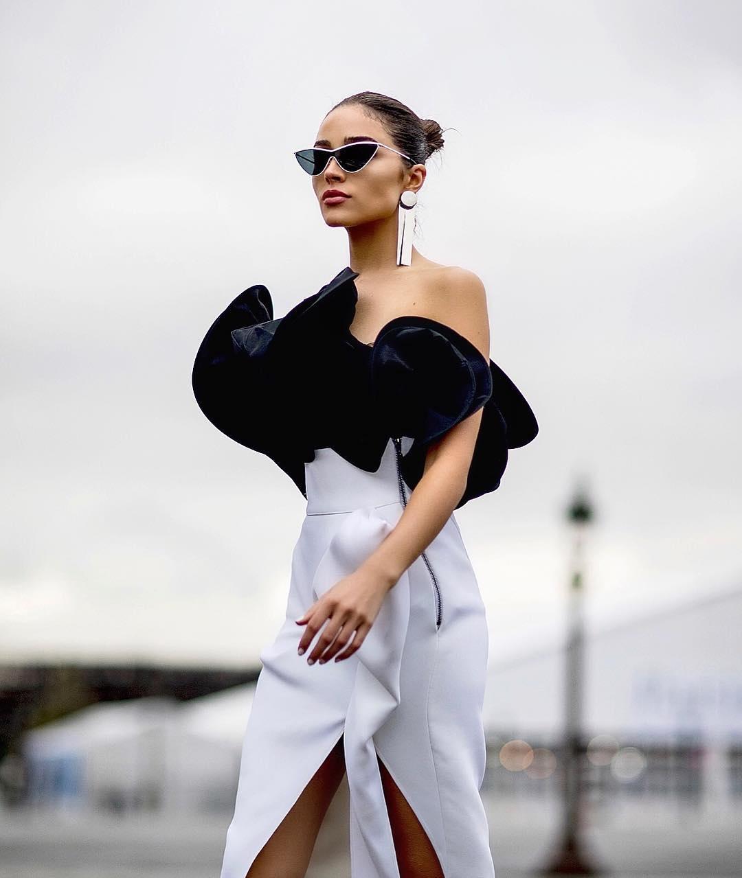 Hoa hậu Hoàn vũ Olivia Culpo gợi cảm với đầm ngắn lấp lánh Ảnh 10