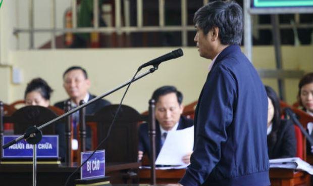 Cựu Cục trưởng C50 Nguyễn Thanh Hóa 'trốn' trách nhiệm? Ảnh 1