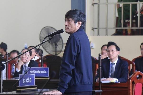 Ông Nguyễn Thanh Hóa phủ nhận lời khai của các nhân chứng Ảnh 1