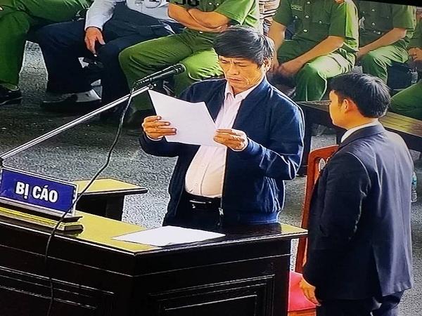 Ông Nguyễn Thanh Hóa phủ nhận lời khai của các nhân chứng Ảnh 3