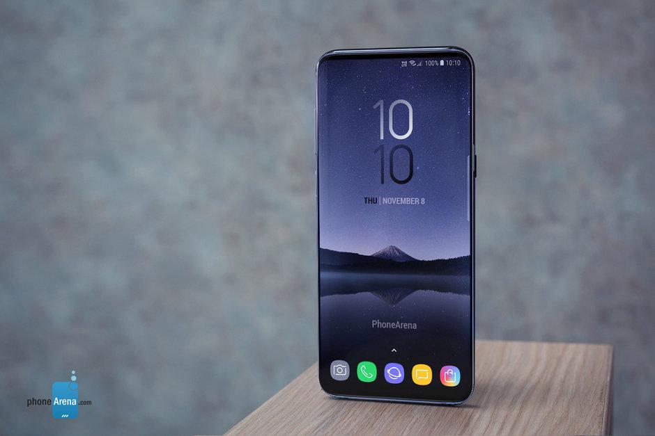 Samsung đang phát triển phiên bản Galaxy S10 hỗ trợ 5G có 6 camera Ảnh 1