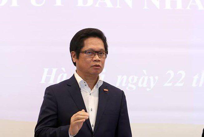 Ông Nguyễn Đức Chung muốn đưa nhà máy iPhone về Hà Nội Ảnh 1
