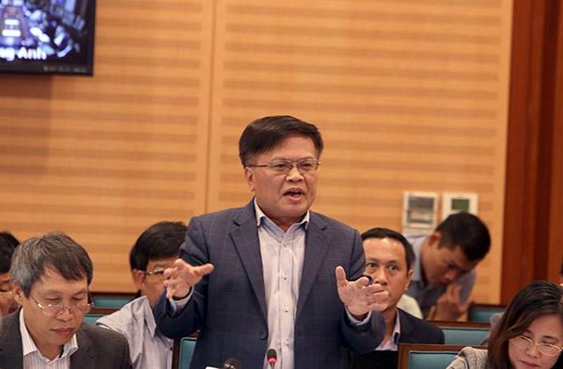Ông Nguyễn Đức Chung muốn đưa nhà máy iPhone về Hà Nội Ảnh 3