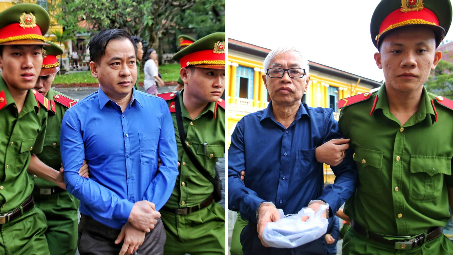 Đại án DongABank thiệt hại hơn 3.608 tỉ đồng: Xét xử Vũ 'nhôm', Trần Phương Bình Ảnh 1