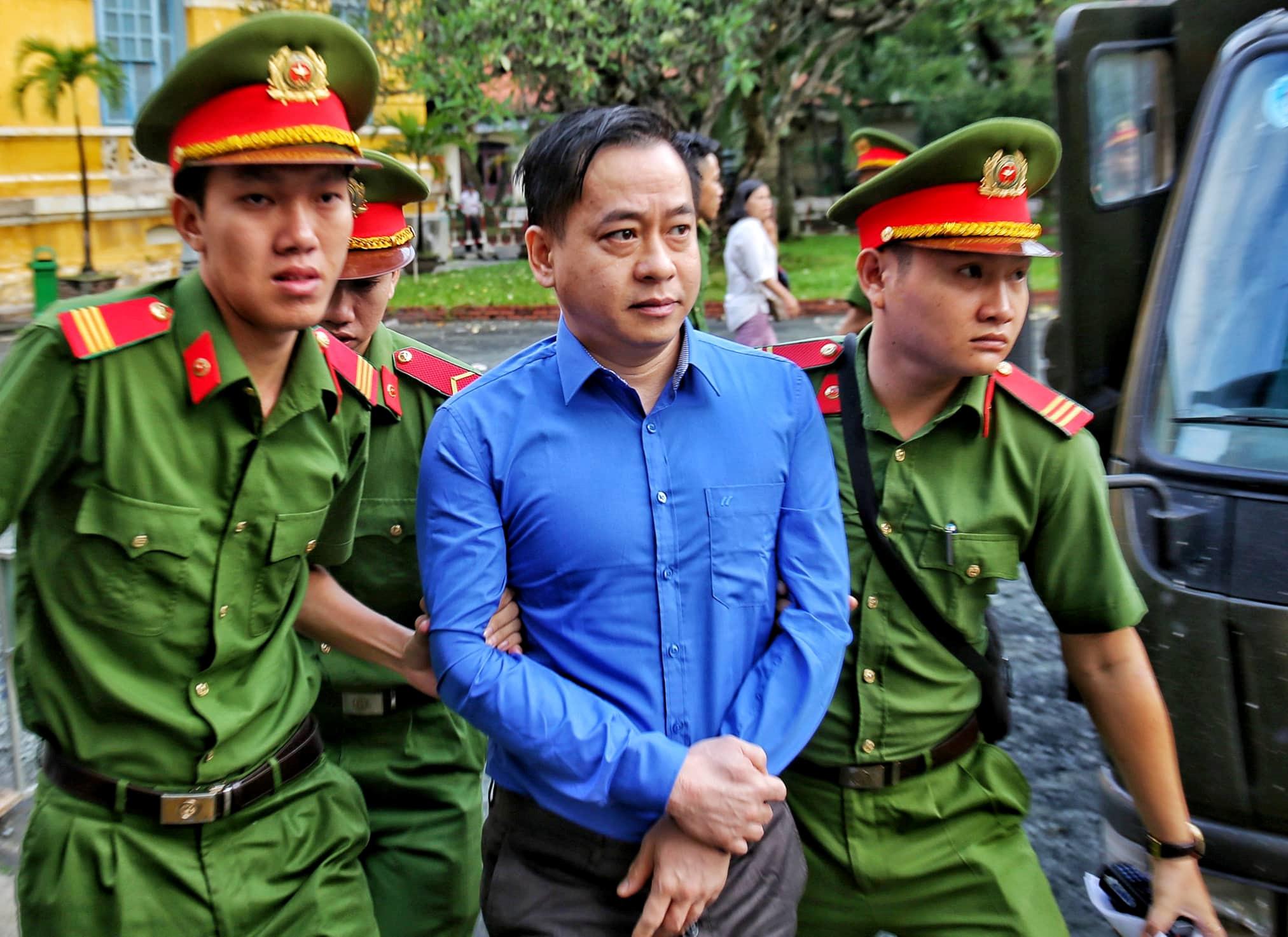 Đại án DongABank thiệt hại hơn 3.608 tỉ đồng: Xét xử Vũ 'nhôm', Trần Phương Bình Ảnh 4