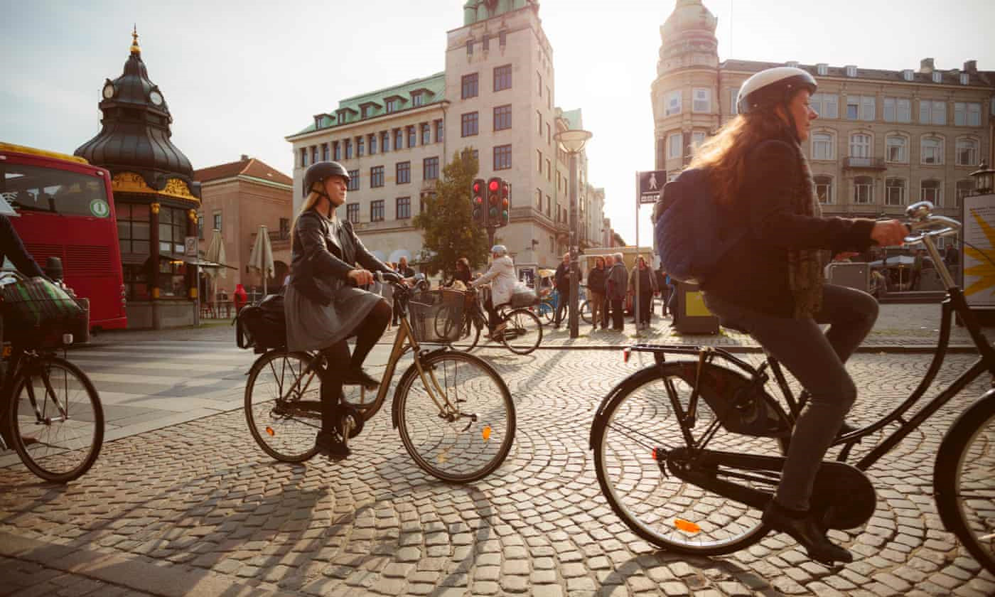 3 điều giáo sư Đan Mạch đề xuất cho TP.HCM để xây đô thị bền vững Ảnh 1