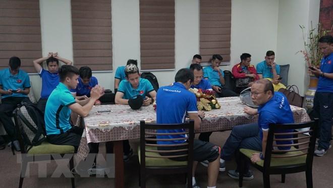 Khan vé xem trận bán kết lượt đi AFF Cup Phillippines vs Việt Nam Ảnh 7