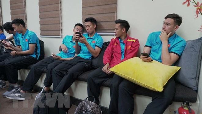 Khan vé xem trận bán kết lượt đi AFF Cup Phillippines vs Việt Nam Ảnh 3