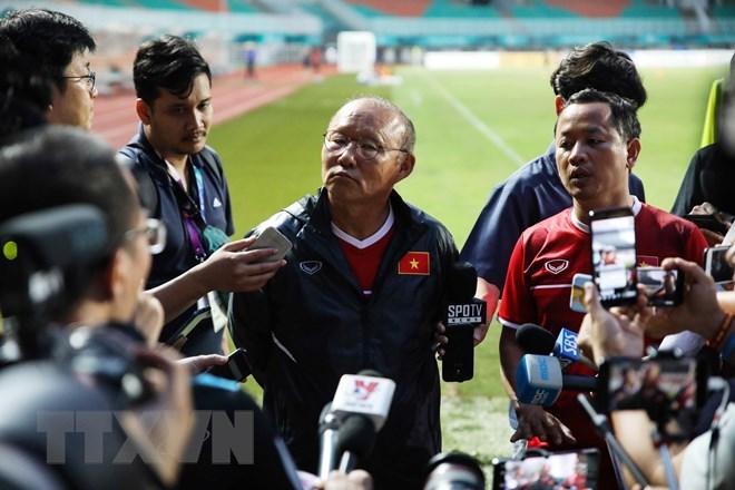 Chờ tài ông Park Hang-seo để phá 'dớp' bán kết AFF Cup Ảnh 3