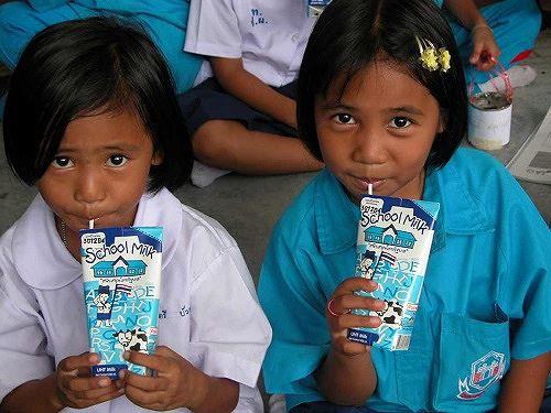 Khát khao ly sữa học đường Ảnh 3