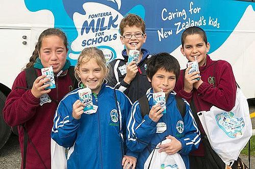Khát khao ly sữa học đường Ảnh 6