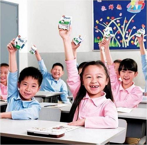 Khát khao ly sữa học đường Ảnh 5