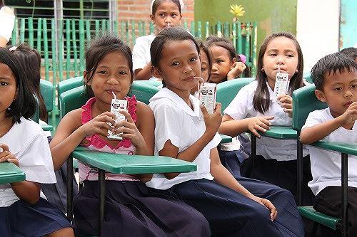 Khát khao ly sữa học đường Ảnh 4