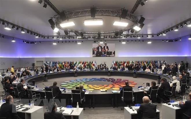 Hội nghị Thượng đỉnh G20 đạt được sự đồng thuận và ra tuyên bố chung Ảnh 1