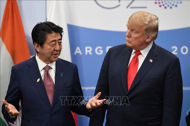Nhật Bản - đích ngắm tiếp theo của Mỹ về mất cân bằng thương mại Ảnh 1