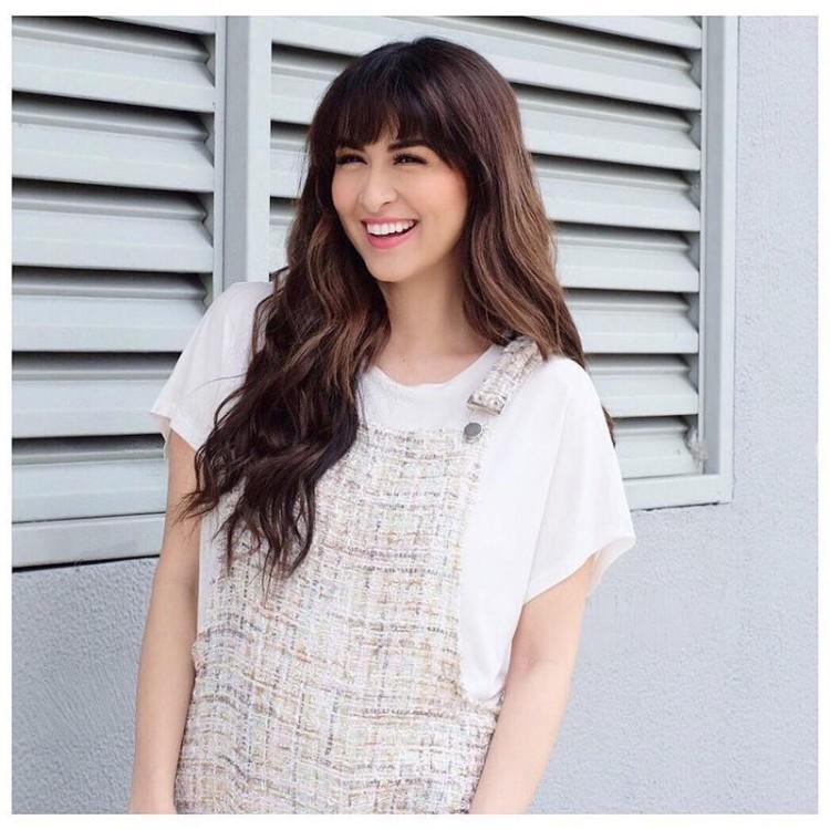 Mỹ nhân đẹp nhất Philippines phá vỡ mọi chuẩn mực về nhan sắc của phụ nữ khi mang bầu Ảnh 7