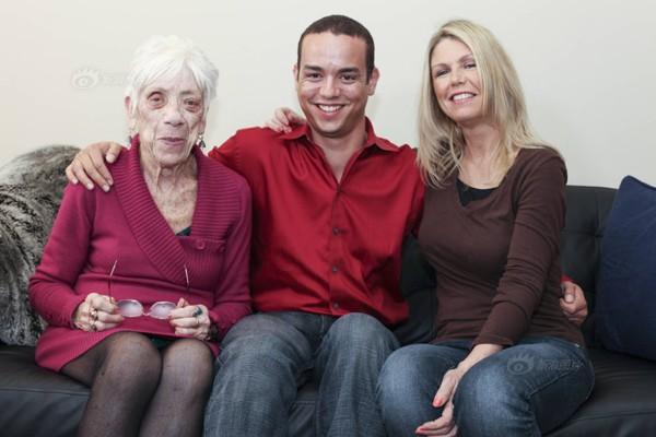 Cụ bà 91 tuổi cảm thấy hãnh diện và được tái sinh khi yêu trai trẻ 31 tuổi suốt 5 năm Ảnh 2