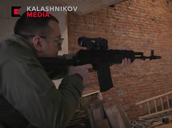 Tham vọng của Nga với súng trường tấn công AK-308 Ảnh 6