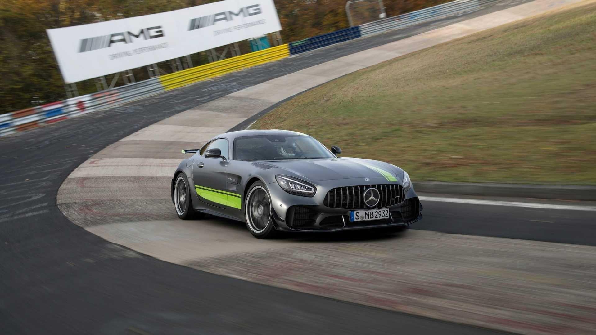 Mercedes-AMG ra mắt AMG GT R Pro tại Los Angeles Auto Show 2018 Ảnh 6