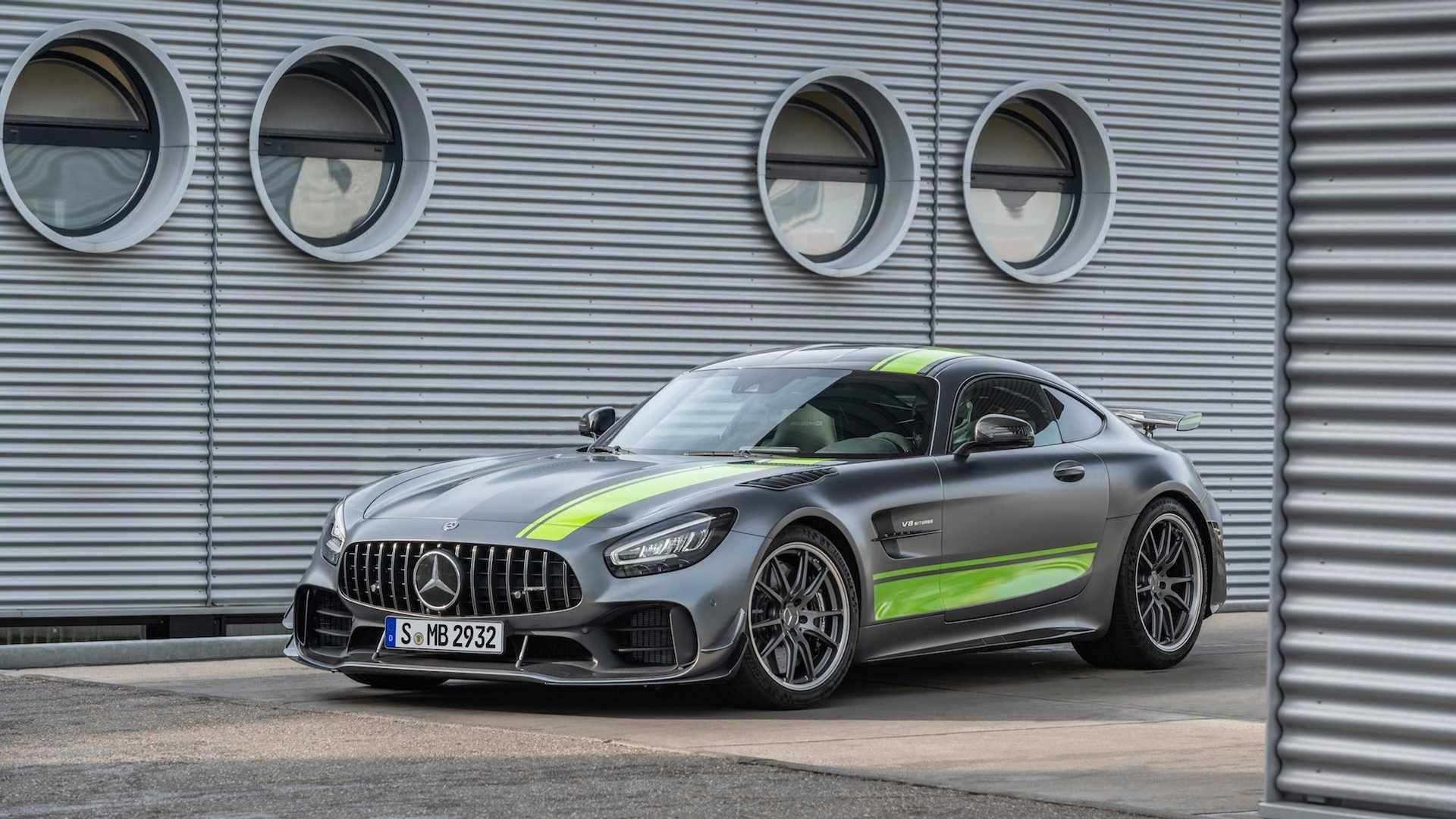 Mercedes-AMG ra mắt AMG GT R Pro tại Los Angeles Auto Show 2018 Ảnh 1