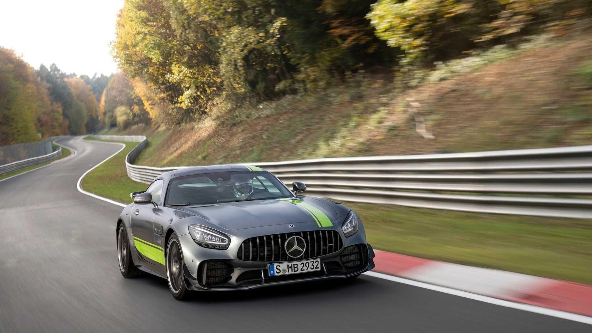 Mercedes-AMG ra mắt AMG GT R Pro tại Los Angeles Auto Show 2018 Ảnh 2