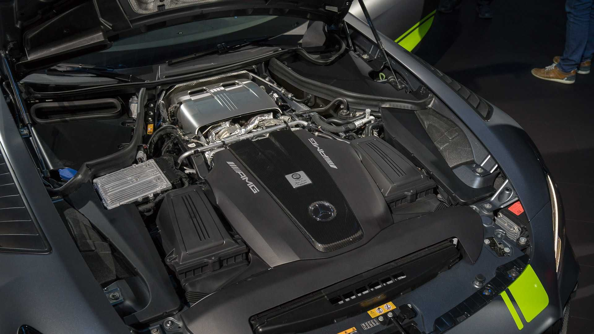 Mercedes-AMG ra mắt AMG GT R Pro tại Los Angeles Auto Show 2018 Ảnh 9