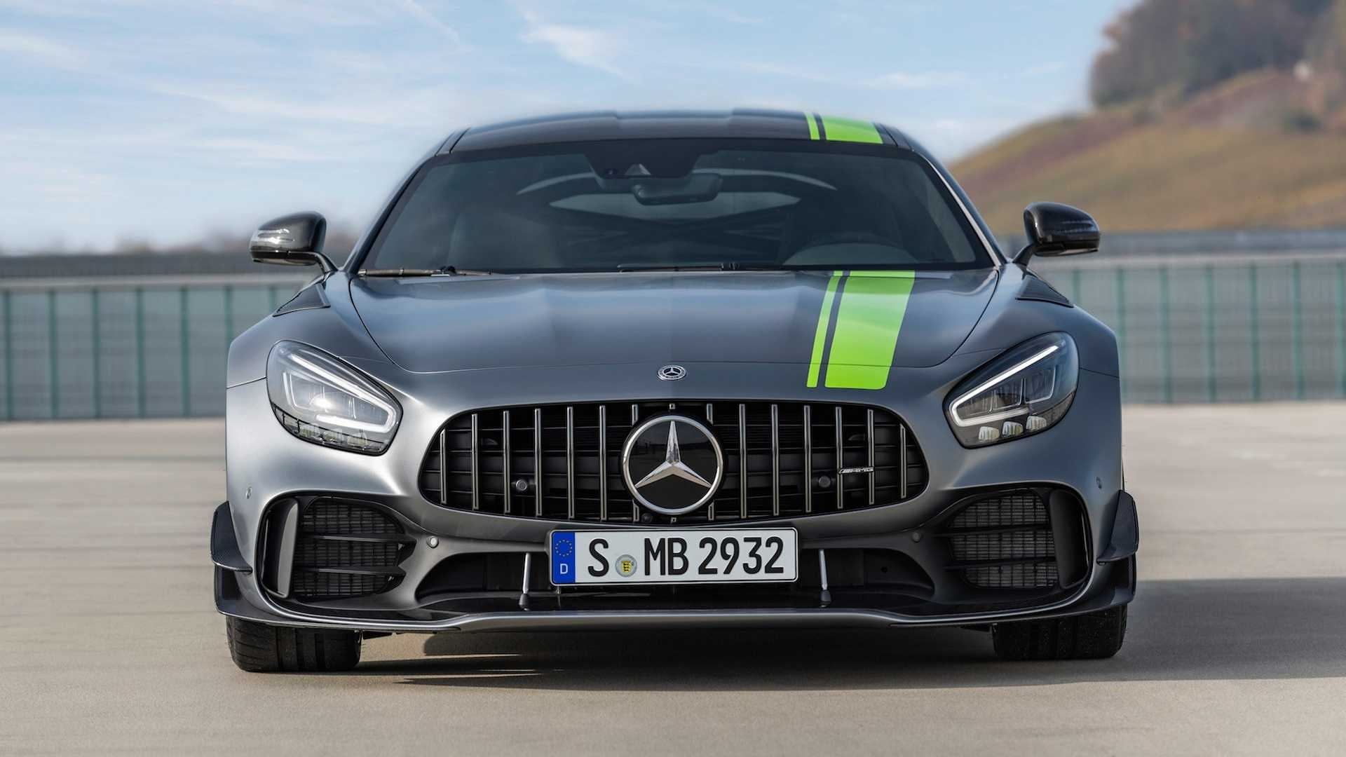 Mercedes-AMG ra mắt AMG GT R Pro tại Los Angeles Auto Show 2018 Ảnh 10