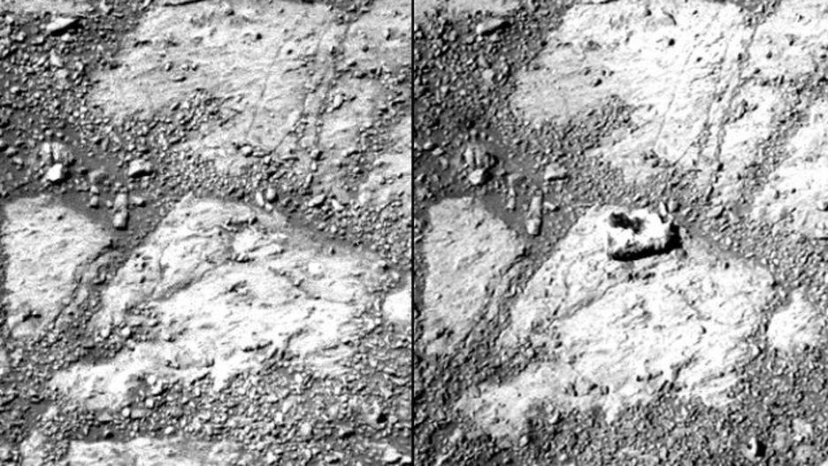 Những hình thù bí ẩn từng xuất hiện trên sao Hỏa Ảnh 8