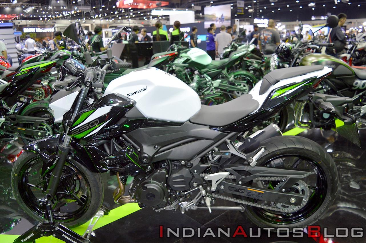 Kawasaki Z250 2019 giá 115 triệu đồng có gì đặc biệt Ảnh 2