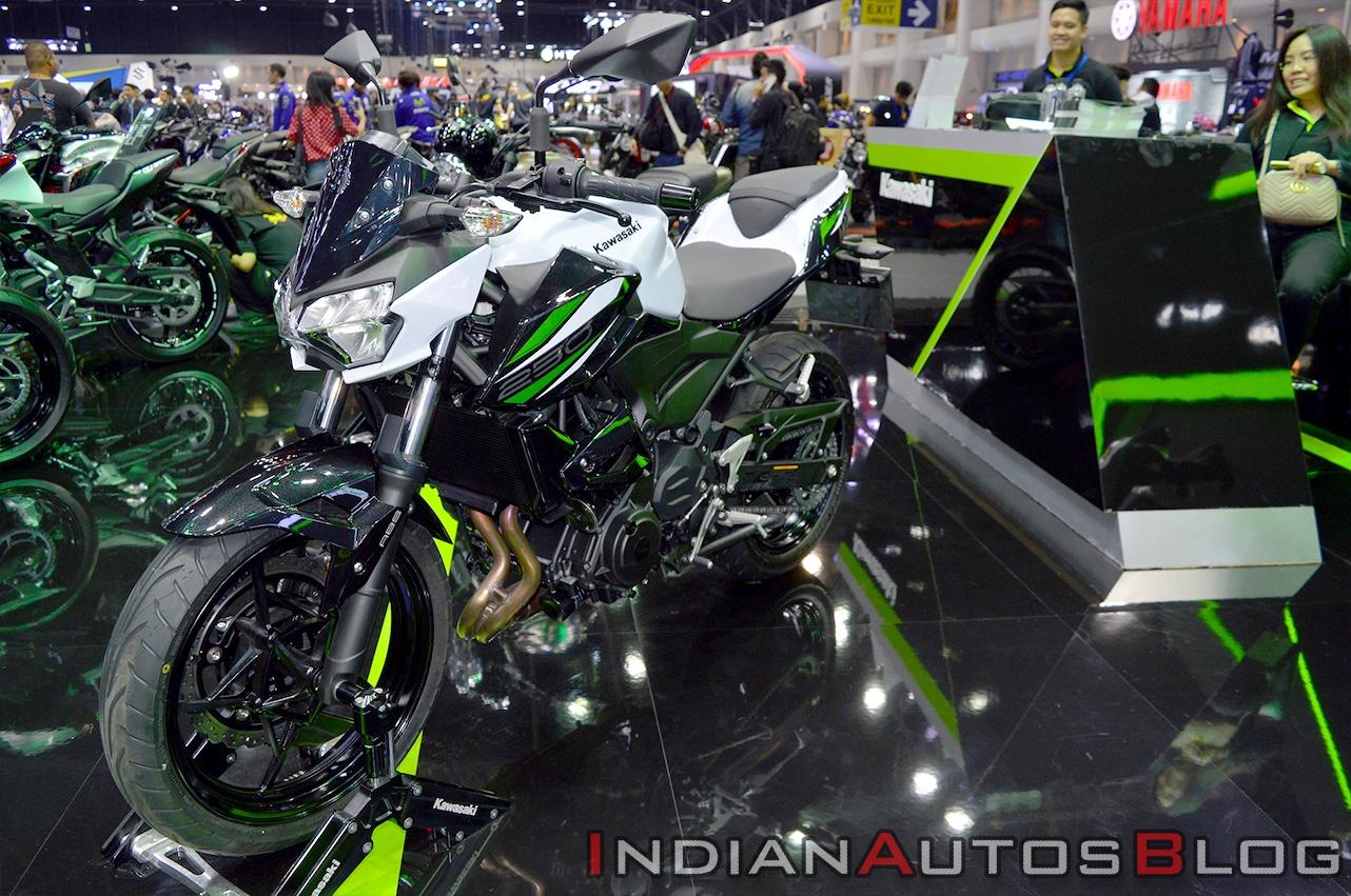 Kawasaki Z250 2019 giá 115 triệu đồng có gì đặc biệt Ảnh 4