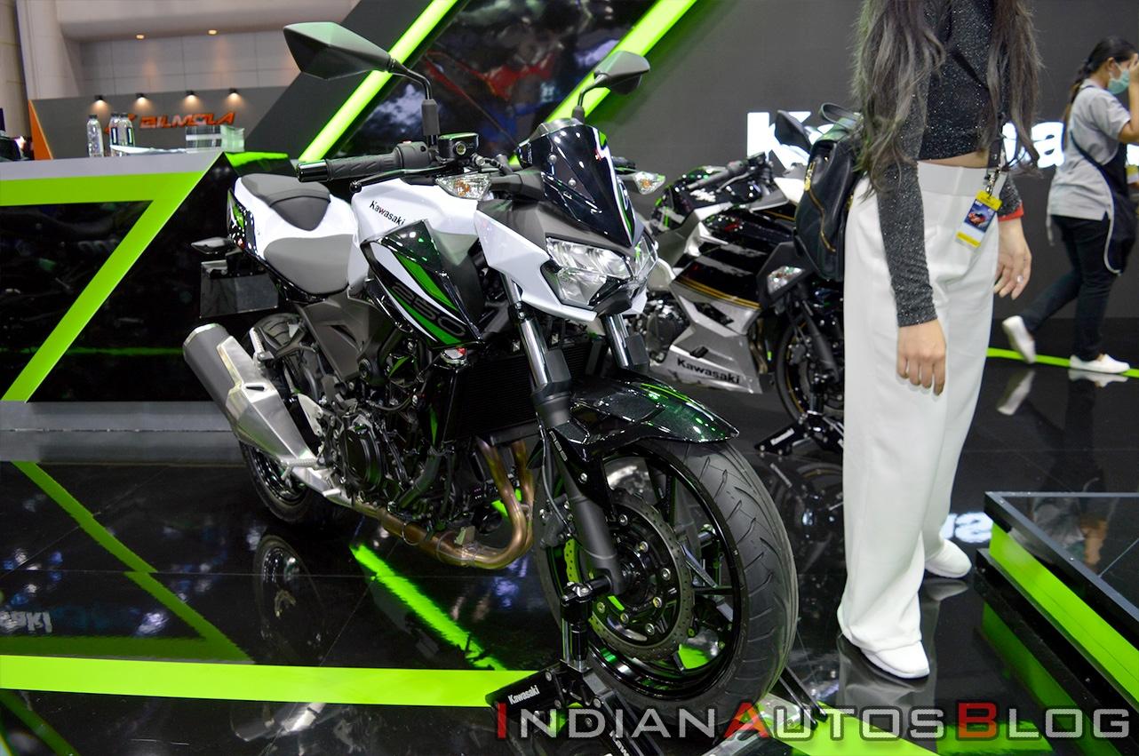 Kawasaki Z250 2019 giá 115 triệu đồng có gì đặc biệt Ảnh 1