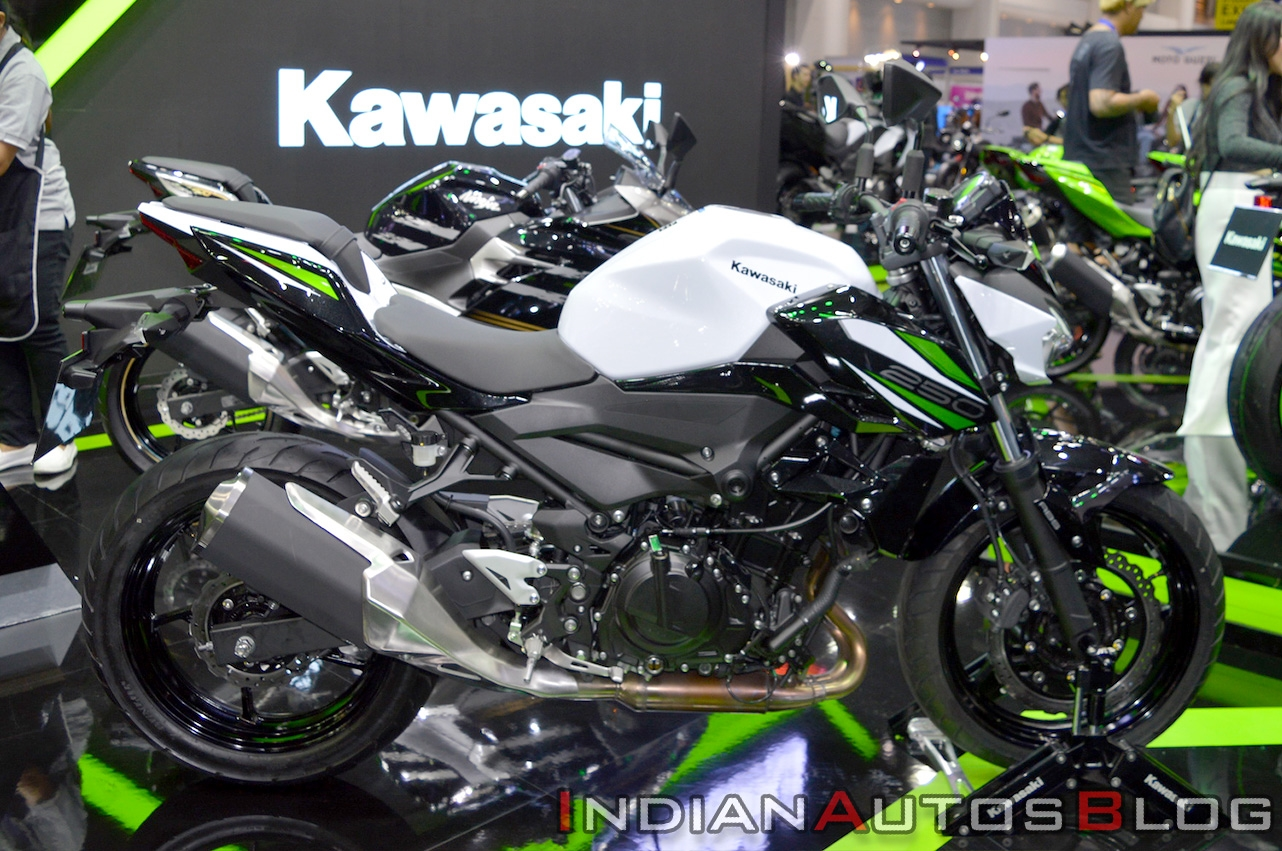 Kawasaki Z250 2019 giá 115 triệu đồng có gì đặc biệt Ảnh 7
