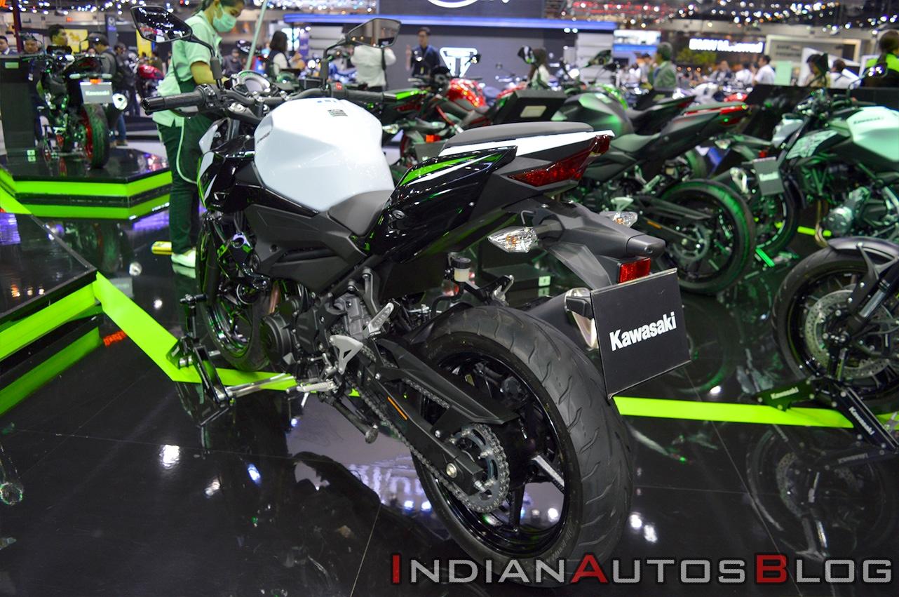 Kawasaki Z250 2019 giá 115 triệu đồng có gì đặc biệt Ảnh 8