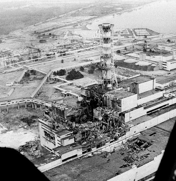 Từ tử địa thành sàn nhảy, Chernobyl hồi sinh sau thảm họa hạt nhân Ảnh 1