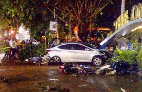 Truy tố thanh niên sử dụng ma túy lái ôtô tông chết 2 nữ sinh Ảnh 1