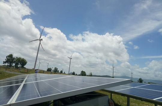 Năng lượng tái tạo giúp giảm thiếu điện miền Nam Ảnh 2